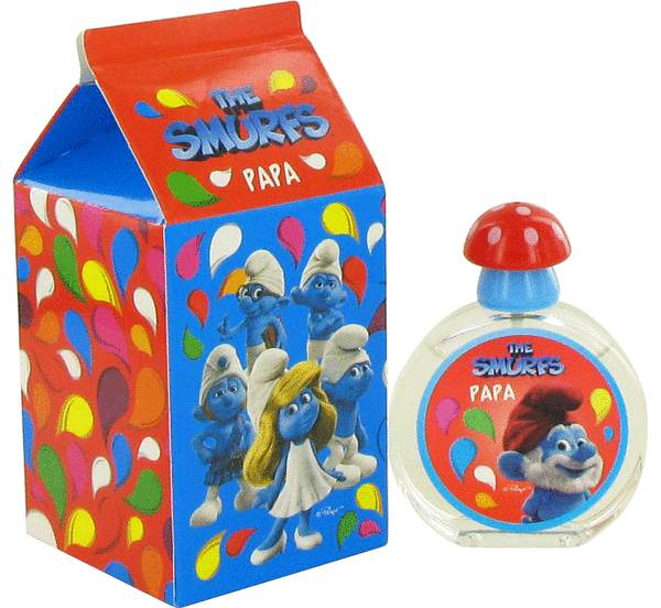 The Smurfs Cologne