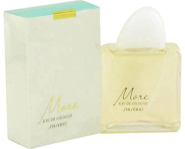 Shiseido More Perfume