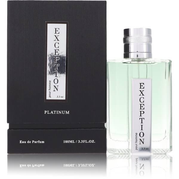 Exception Platinum Cologne