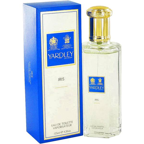 Yardley Iris Perfume