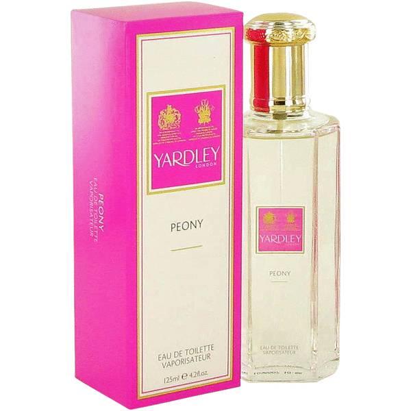 Yardley Peony Perfume