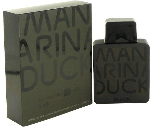 Mandarina Duck Black Cologne