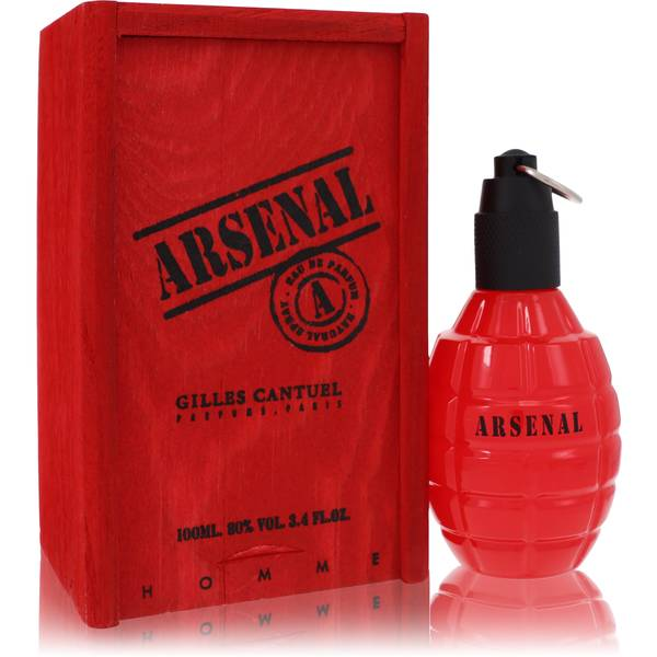 Arsenal Red Cologne