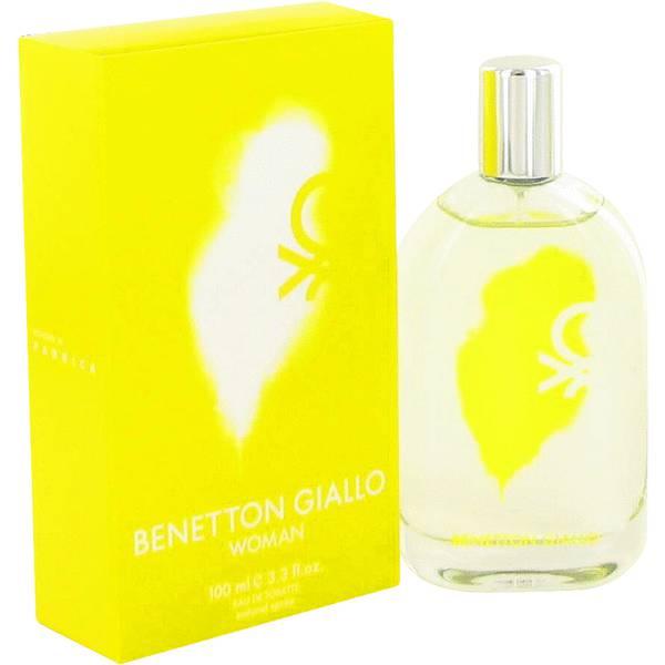 Benetton Giallo Perfume