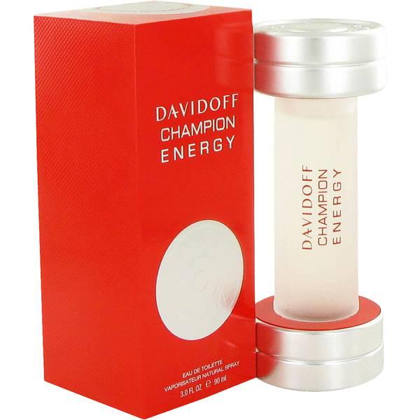 Davidoff Champion Energy Cologne By Davidoff Fragrancexcom