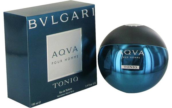 Bvlgari Aqua Tonic Cologne