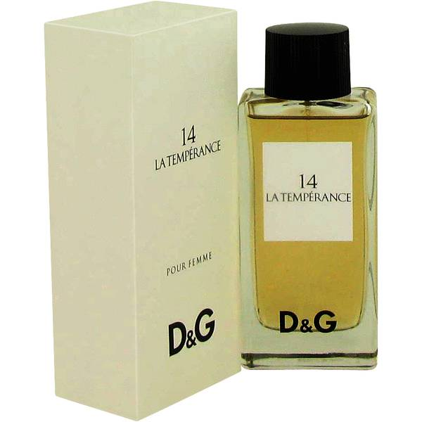 la temperance 14 perfume for women by dolce gabbana. Black Bedroom Furniture Sets. Home Design Ideas
