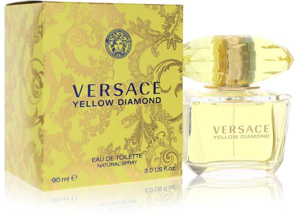 Versace Yellow Diamond For Man