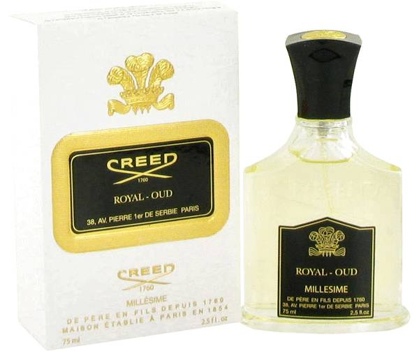 Royal Oud Perfume