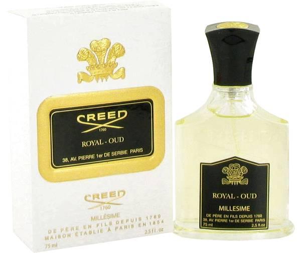Royal Oud Perfume