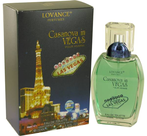 Casanova In Vegas Cologne