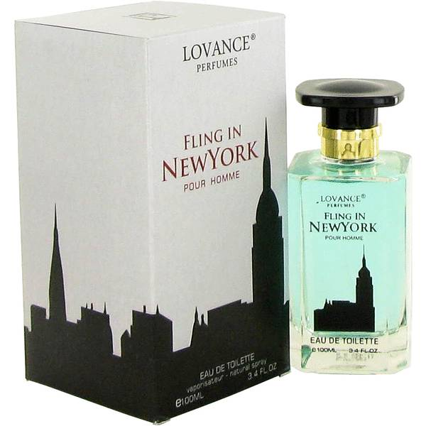 Fling In New York Cologne