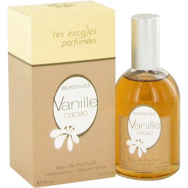 Berdoues Vanille Cacao Perfume