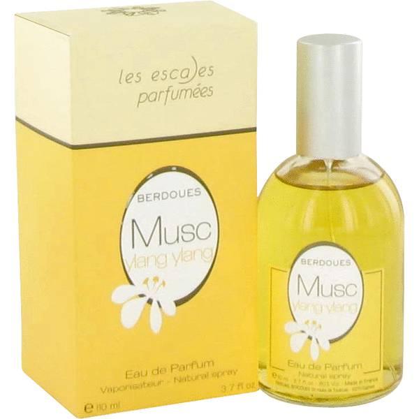 Berdoues Musc Ylang Ylang Perfume