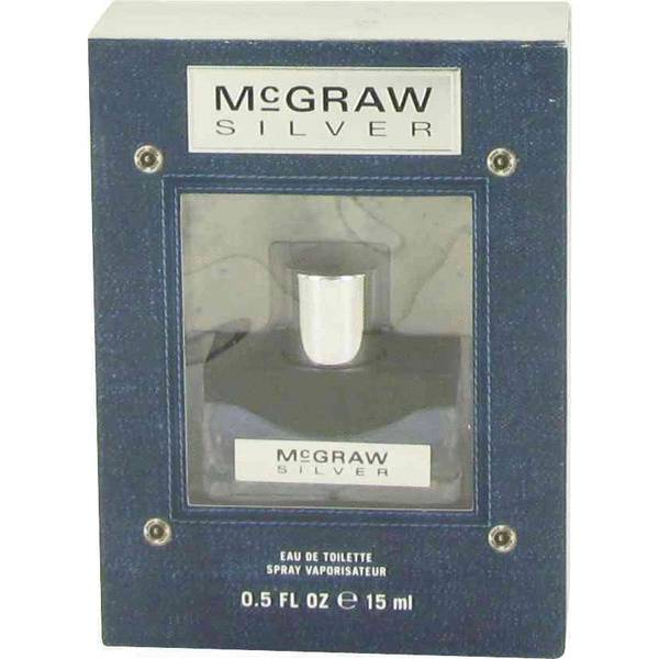 Mcgraw Silver Cologne