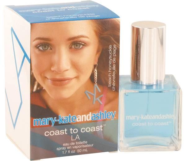 Coast To Coast La Beach Honeysuckle Perfume