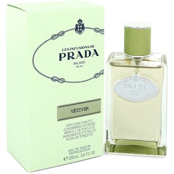 Prada Infusion De Vetiver Cologne
