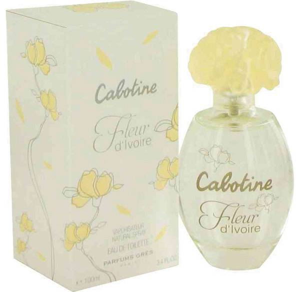 Cabotine Fleur D Ivoire Perfume By Parfums Gres Fragrancex Com