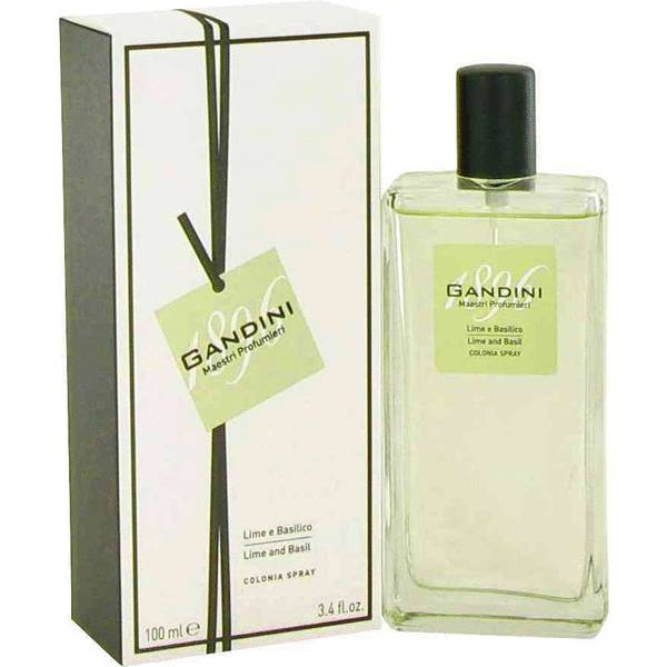 Gandini Lime And Basil Perfume