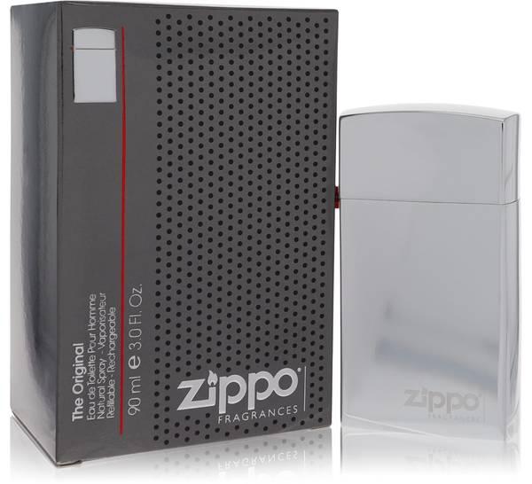 Zippo Silver Cologne by Zippo