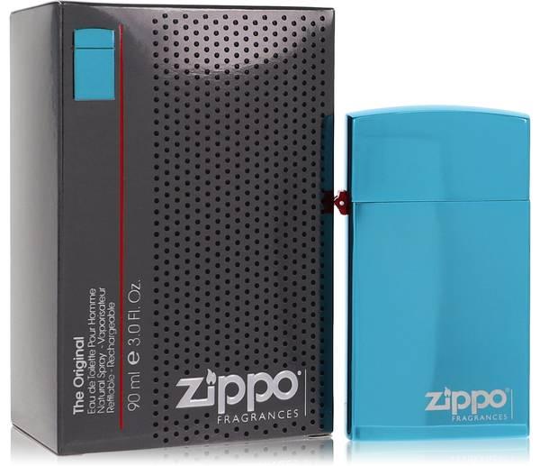 Zippo Blue Cologne