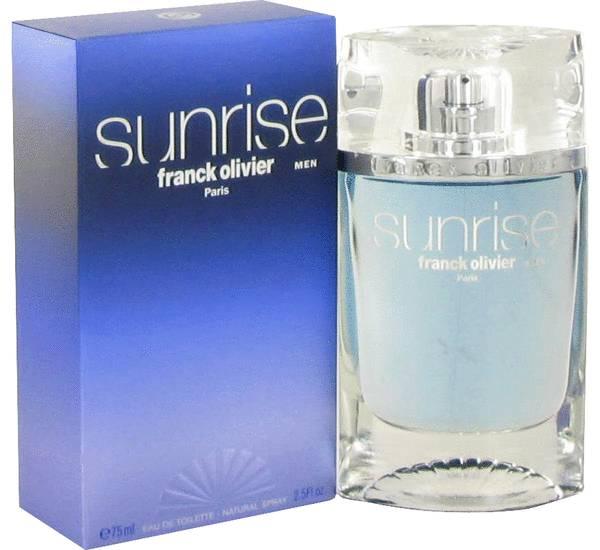 Sunrise Franck Olivier Cologne