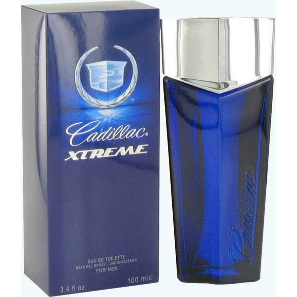 Cadillac Extreme Cologne