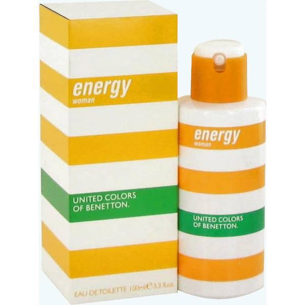 Benetton Energy Perfume