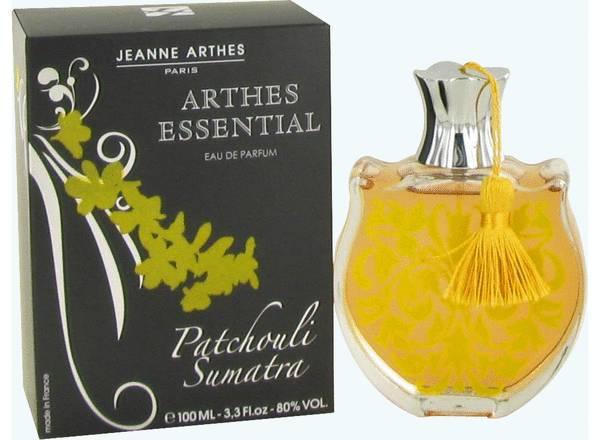 Essential Patchouli Sumatra Perfume