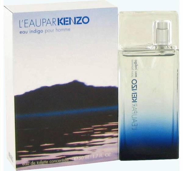 L'eau Par Kenzo Eau Indigo Cologne