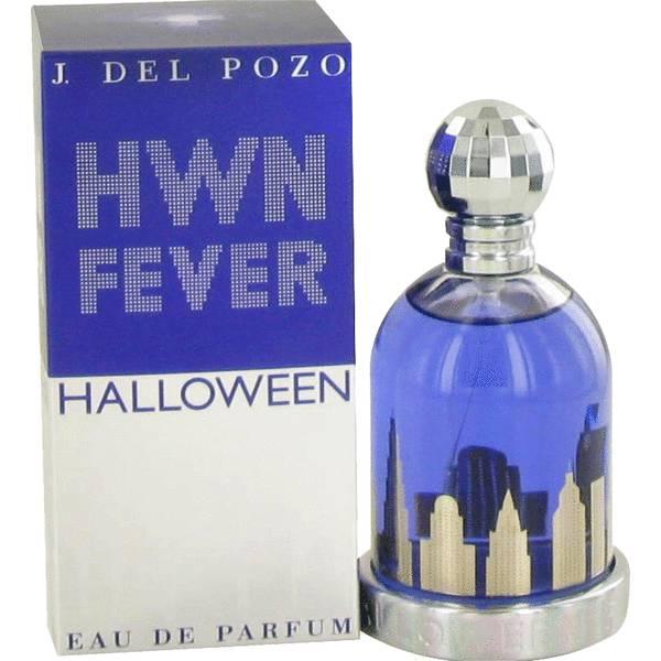 Perfume Halloween Tester: Halloween Fever Perfume By Jesus Del Pozo