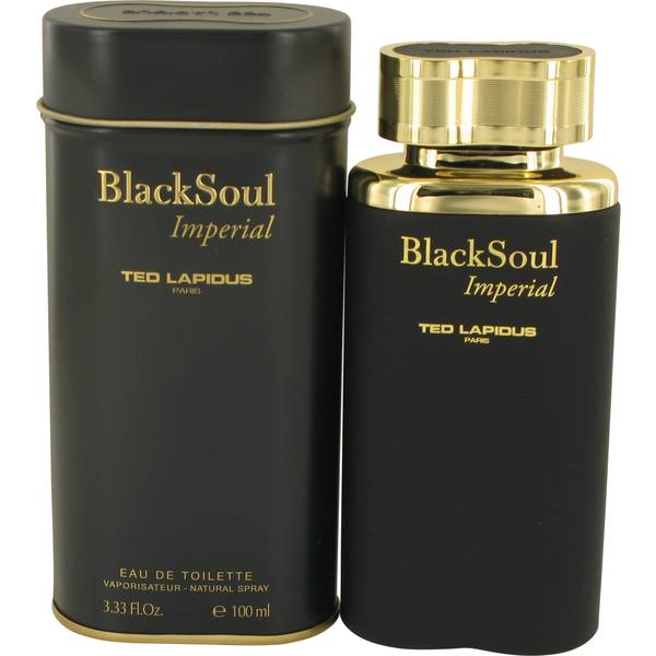 Black Soul Imperial Cologne