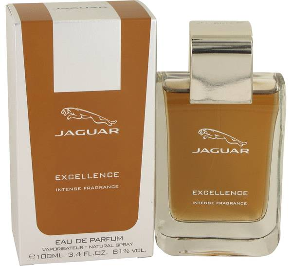 Jaguar Excellence Intense Cologne