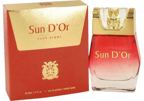 Sun D'or Perfume