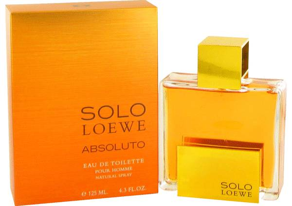 Solo Loewe Absoluto Cologne