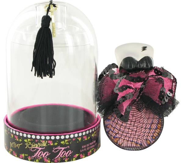 Betsey Johnson Too Too Perfume