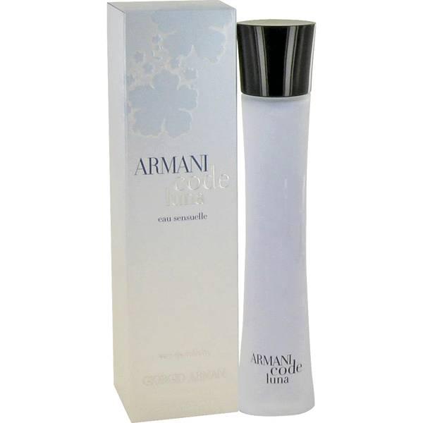 Armani Code Luna Perfume