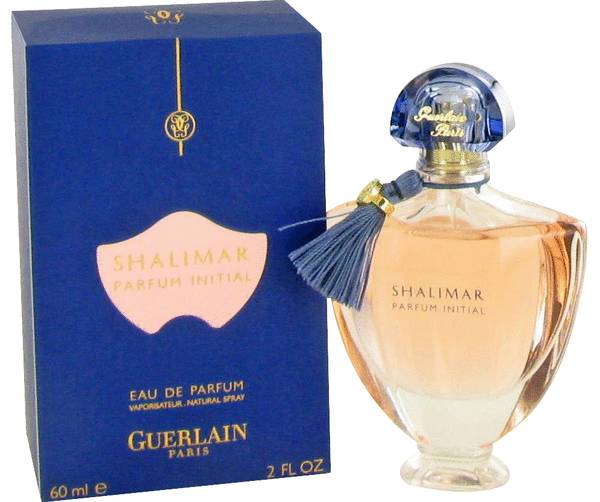 Shalimar Parfum Initial Perfume