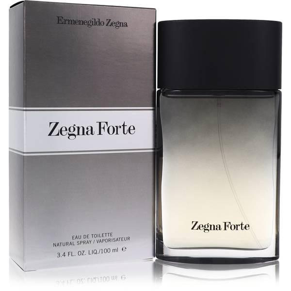 Zegna Forte Cologne