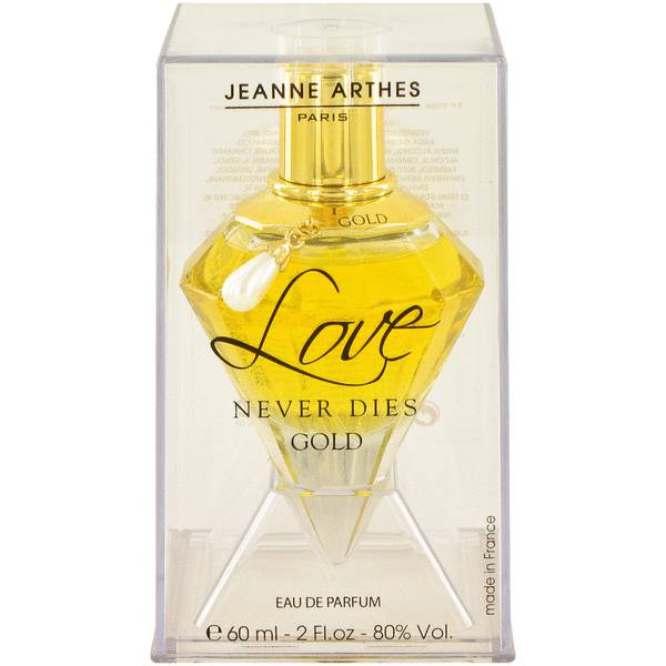 Love Never Dies Gold Perfume By Jeanne Arthes Fragrancexcom