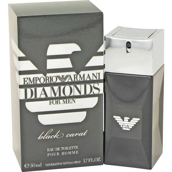 Emporio Armani Diamonds Black Carat Cologne