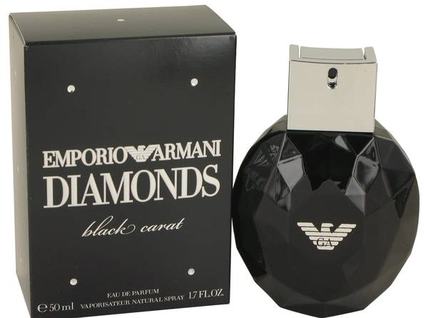 Emporio Armani Diamonds Black Carat Perfume By Giorgio Armani