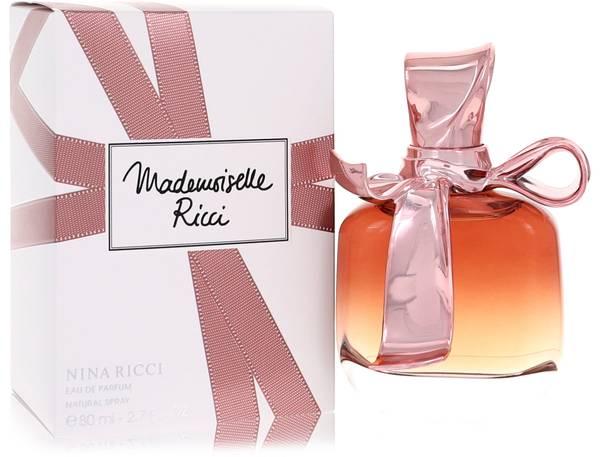Mademoiselle Ricci Perfume