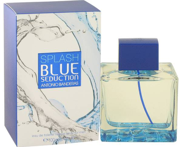 Splash Blue Seduction Cologne