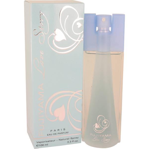 Fujiyama Love Story Perfume