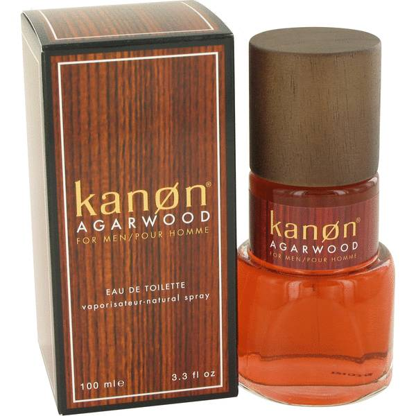Kanon Agarwood Cologne