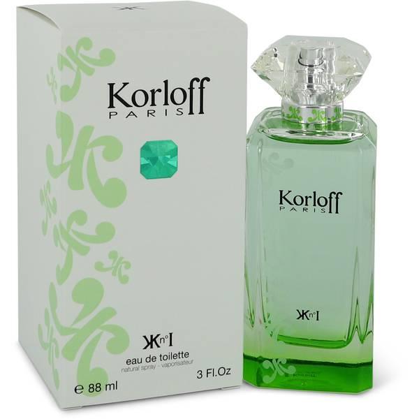 Korloff Paris Green Perfume