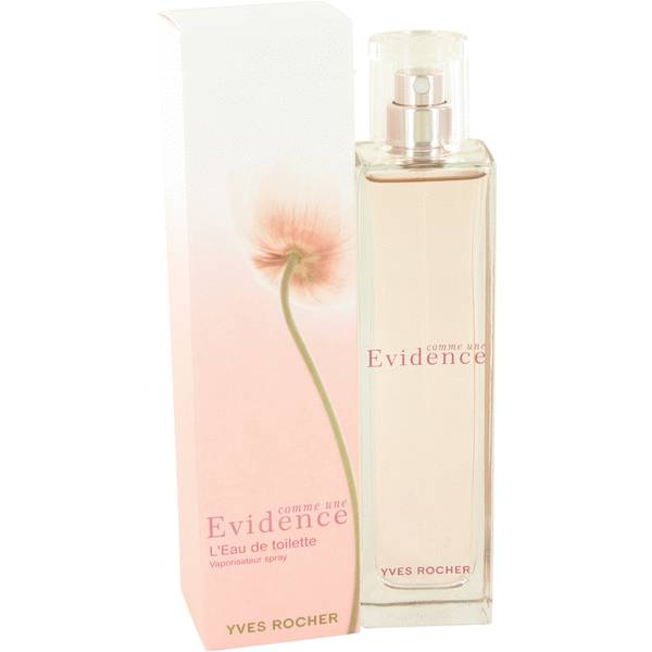 Comme Une Evidence Perfume