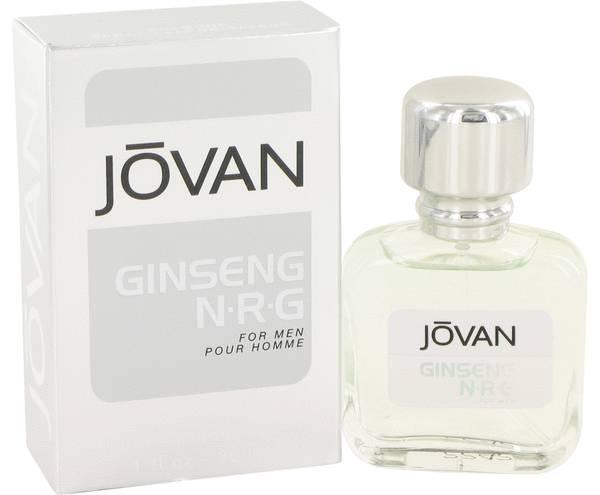 Jovan Ginseng Nrg Cologne