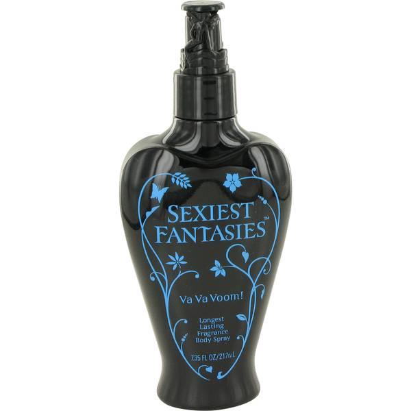 Sexiest Fantasies Va Va Voom Perfume